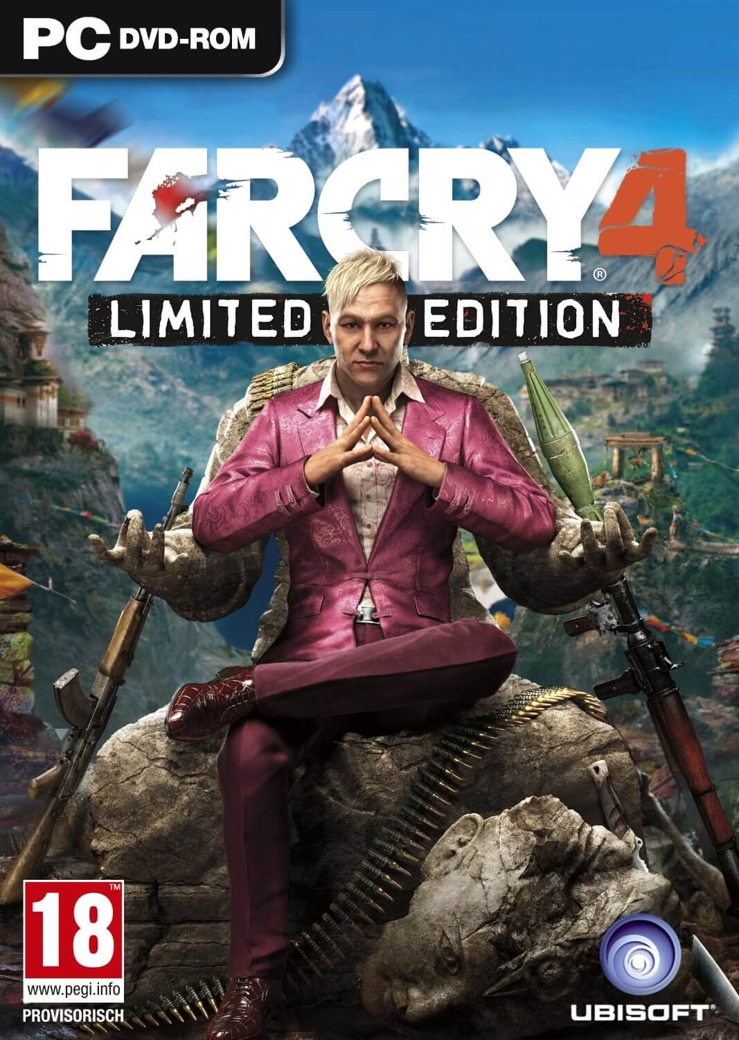 Far Cry 4 Giveaway