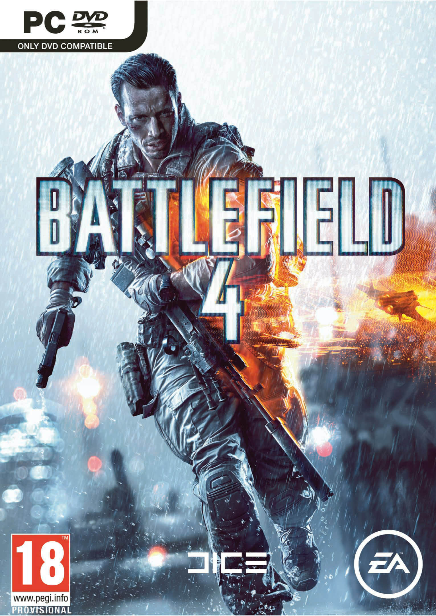 BattleField 4 Giveaway