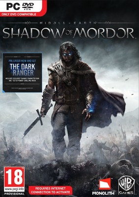Middle Earth Shadow Of Mordor Giveaway